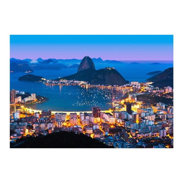 Velkoformátová tapeta Rio, 366x254 cm