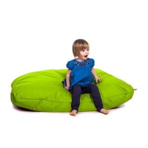 Zelený sedací vak Tuli MiniSofa