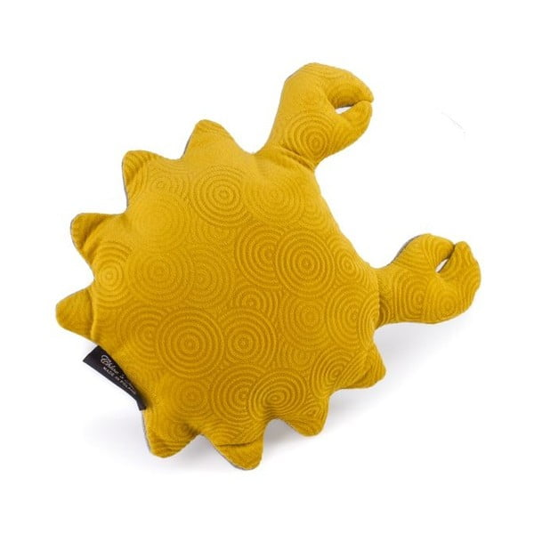 Hračka Crab Yellow L