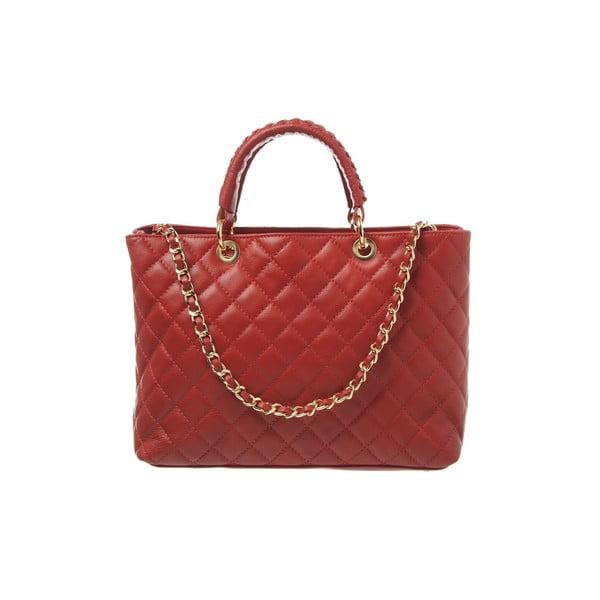 Kožená kabelka Coco Bag Red