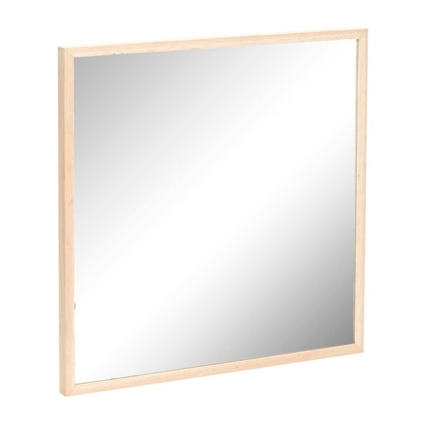 Nástěnné zrcadlo Hübsch Hurgo, 72 x 72 cm