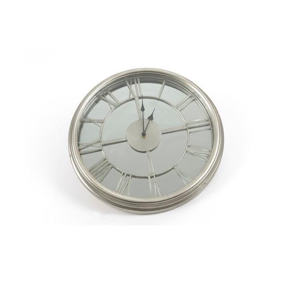 Zrcadlové hodiny Mirror, 48 cm