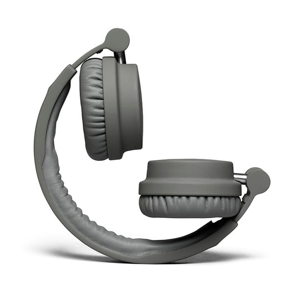 Sluchátka Zinken Dark Grey, se dvěma plugy