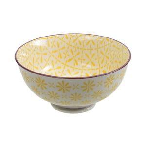 Porcelánová miska Rice Yellow, 12x5,6 cm