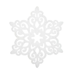 Vánoční dekorace InArt Snowflake, průměr35cm