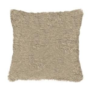 Béžový polštář ZicZac Arriva, 45x45cm