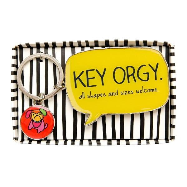 Klíčenka Happy Jackson Key Orgy