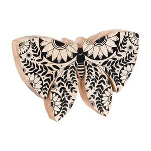 Dekorativní soška ve tvaru motýla Vox