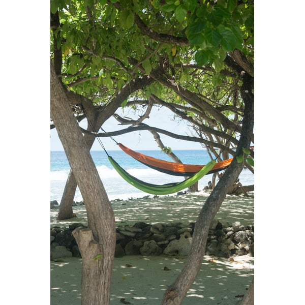Cestovní závěsný vak pro jednoho Colibri, zelený