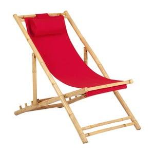 Červené lehátko Butlers Bondi Beach