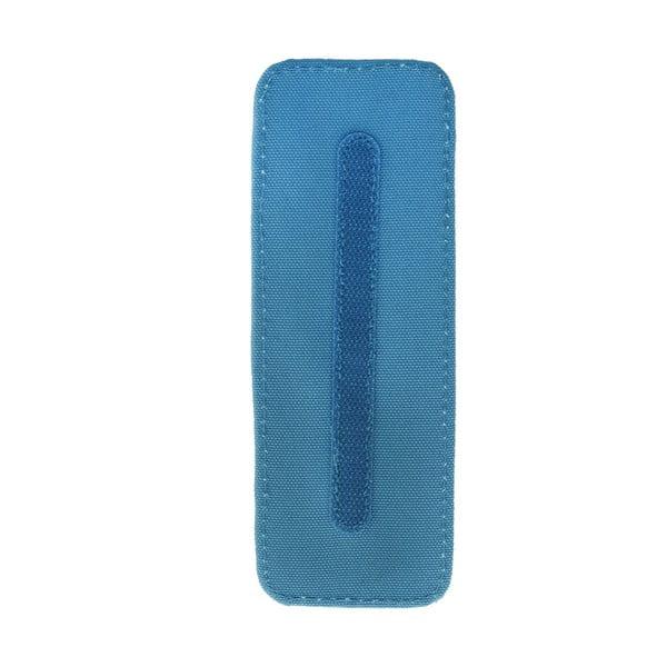 Penál se suchým zipem Moleskine, modrý