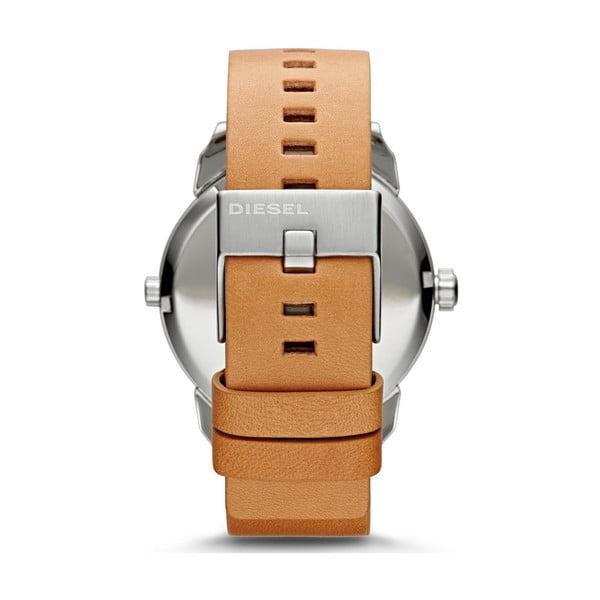 Pánské hodinky Diesel s koženým páskem Dimitri