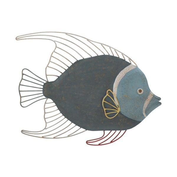 Fish fali dekoráció, 55,5 x 45 cm - Mauro Ferretti