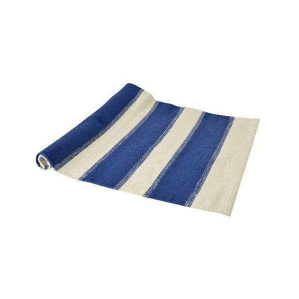 Koberec Blockrand 140x200 cm, modrý