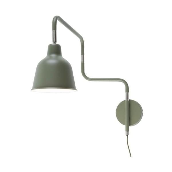 London szürkészöld fali lámpa - Citylights
