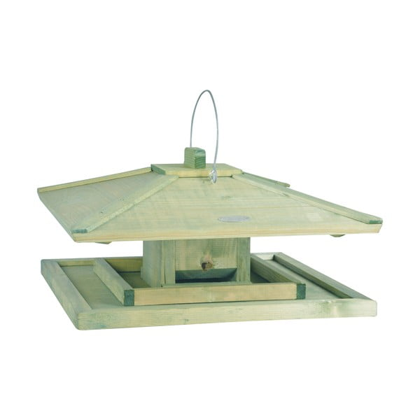 Karmnik drewniany dla ptaszków Esschert Design Japanese