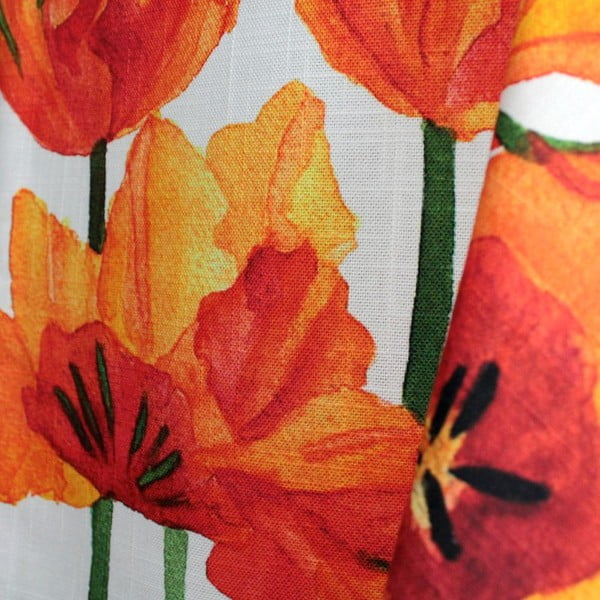 Ubrus Golden Tulips 150x150 cm