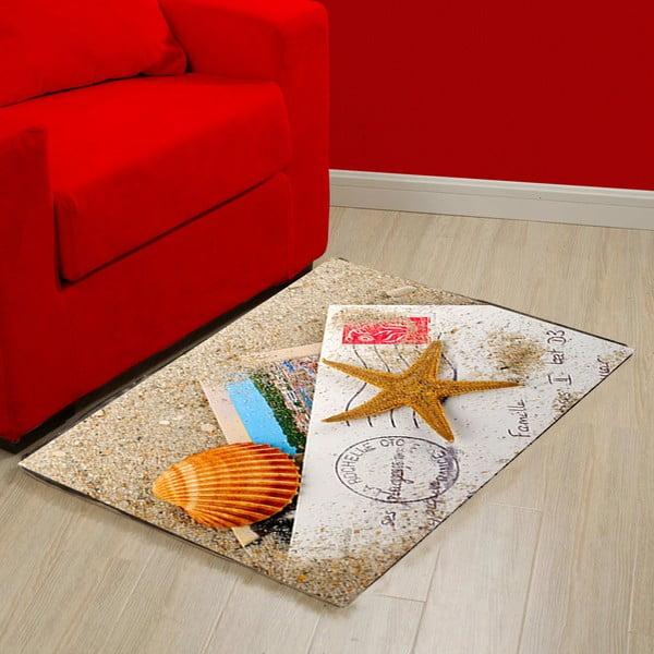 Vinylový koberec Postcard, 52x75 cm