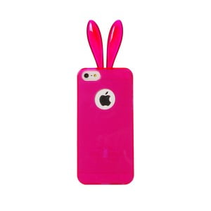 Rabito obal na iPhone 5, růžový
