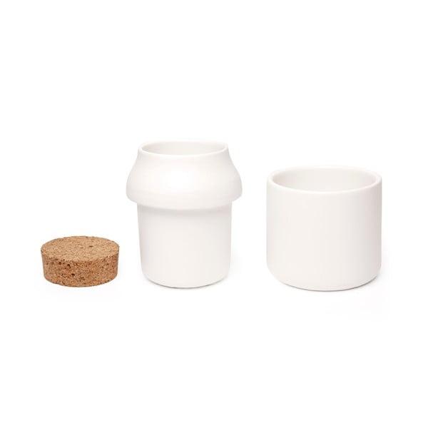 Herb fehér kerámiamozsár - Kikkerland