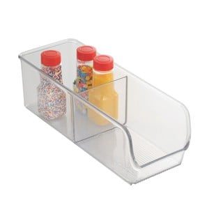 Úložný systém do lednice InterDesign Fridge, 28x10cm
