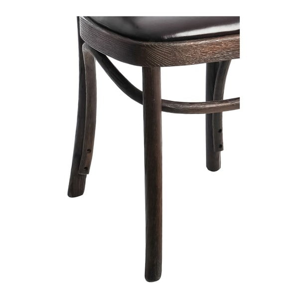 Židle Nail Black, 57x77 cm