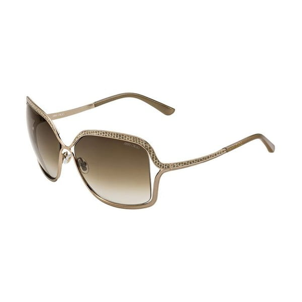Sluneční brýle Jimmy Choo Sally Gold/Brown