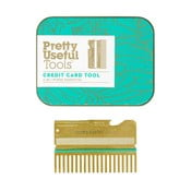 Multifunkční nástroj ve tvaru kreditní karty Pretty Useful Tools Credit Card