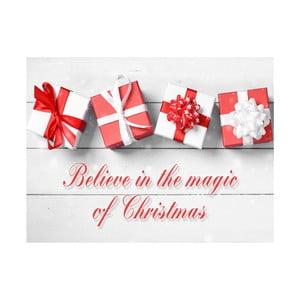 Sada 2 obdélníkových prostírání Crido Consulting Magic of Christmas, 40 x 30 cm