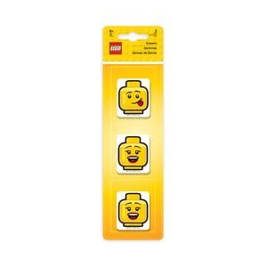 Sada 3 gum s panáčky LEGO® Iconic