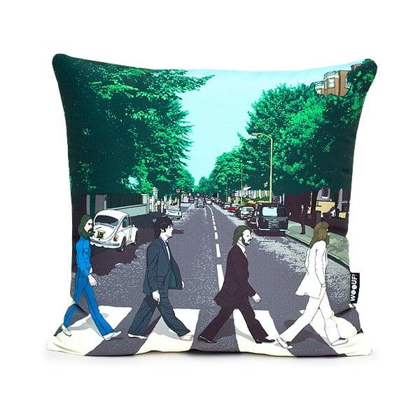 Polštář Abbey Road