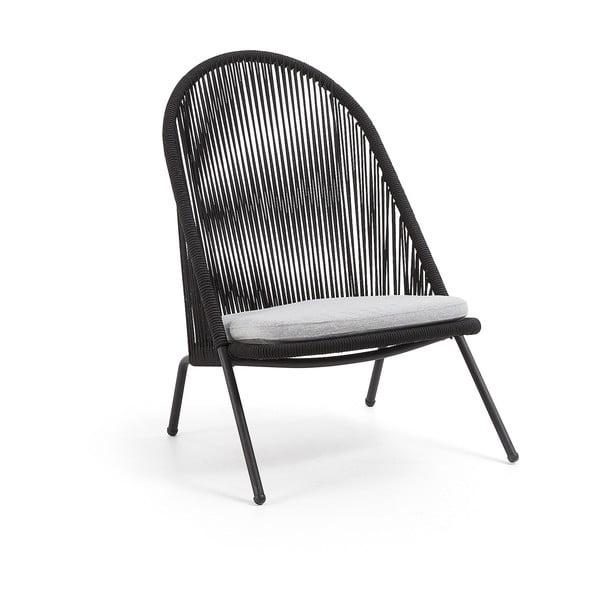 Stad fekete fotel - La Forma
