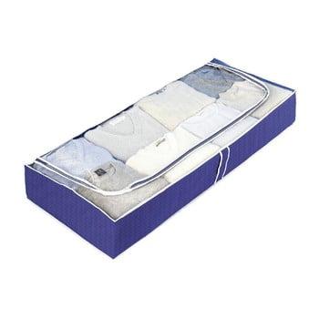 Cutie depozitare Wenko Ocean, 103 cm L, albastru imagine