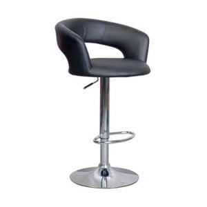 Barová židle C328, černá