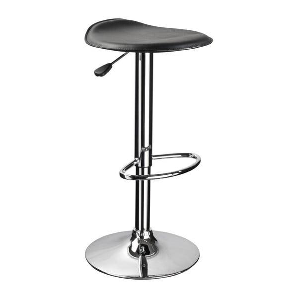 Barová židle A041, černá