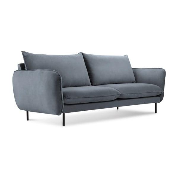 Vienna szürke kétszemélyes kanapé - Cosmopolitan Design