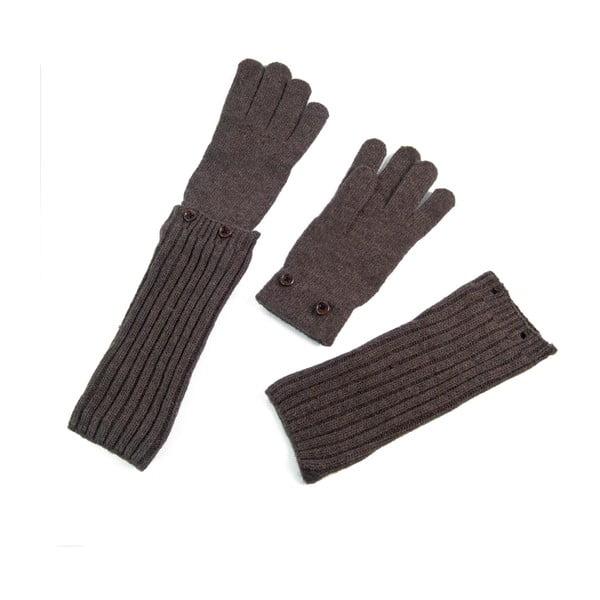 Rukavice s návleky Black