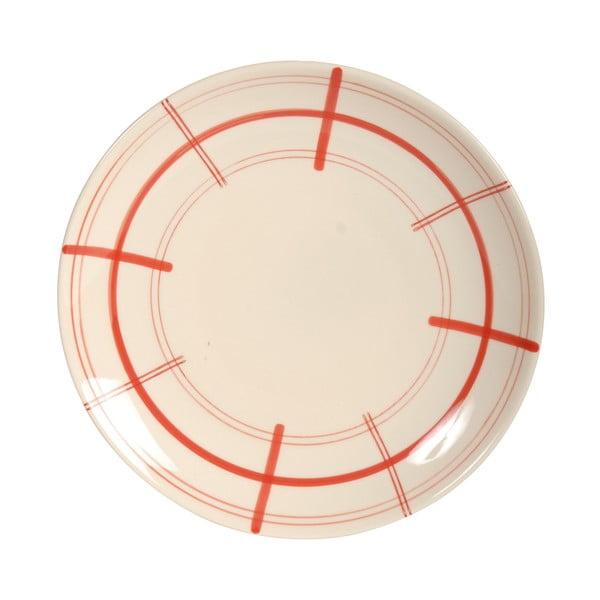Keramický talíř AnticLine Round Sharp, ⌀ 26 cm