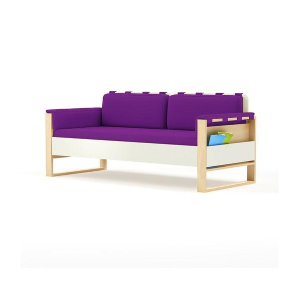 Sofa Loft, Aubergine