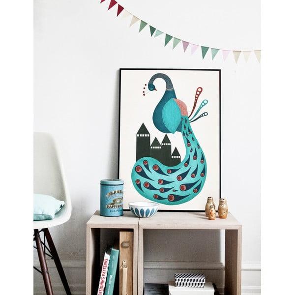 Plakát Michelle Carlslund Peacock, 50x70cm