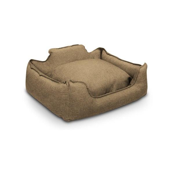 Béžový pelíšek pro psy Marendog Orbit