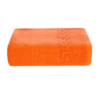 Prosop bumbac Kate Louise Pauline,30x50cm, portocaliu de la Kate Louise