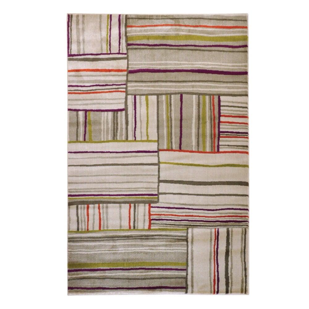 Béžový koberec Webtappeti Richie,120x160cm
