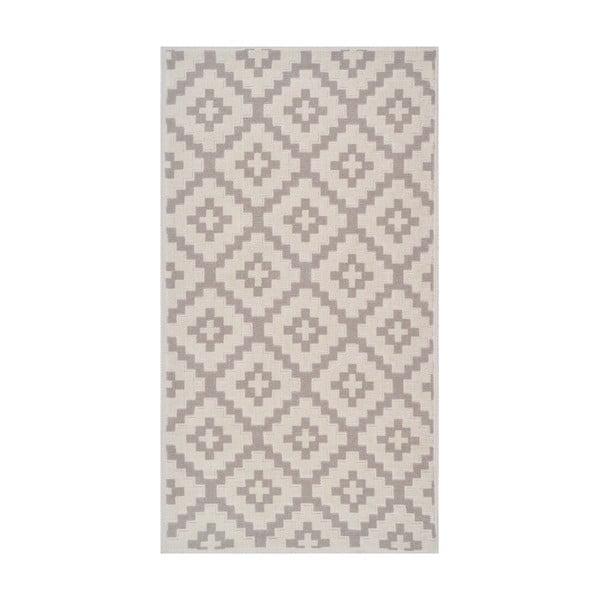 Odolný koberec Vitaus Art Bej, 80x150cm
