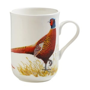 Hrnek z kostního porcelánu Maxwell & Williams Birds Pheasant, 330 ml