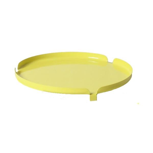 Podnos ke stoličce Centro, žlutý