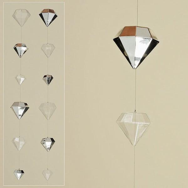 Sada 2 girland Diamond