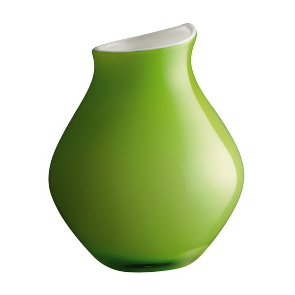 Váza Cherie Green, 33cm