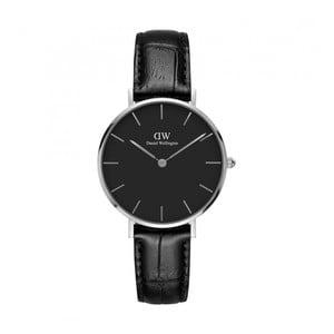 Dámské hodinky s černým páskem Daniel Wellington Reading, ⌀32mm