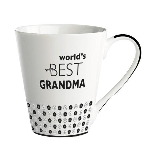 Porcelánový hrnek Galzone World's best grandma